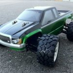 Tuning Umbau Maverick XT Atom auf Brushless Power und LiPo Technik