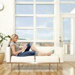 Kunststofffenster sind Wärmedämmung wie auch Schallschutz