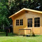 Gartenhaus nicht nur für Gartenmöbeln und Gartengeräten
