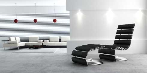 moderne designerlampen werten die wohnung auf. Black Bedroom Furniture Sets. Home Design Ideas
