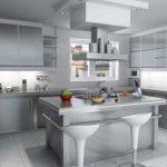 Wohnküche hat Vorteile und Nachteile