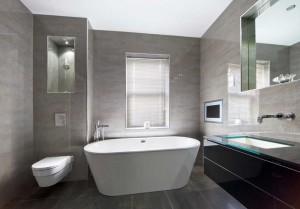 Badezimmer kostengünstig renovieren