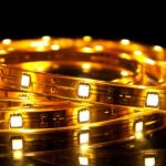 Dekorative Lichteffekte für Ihr Haus oder Wohnung mit LED-Licht