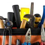 Gutes Werkzeuge gehören in jeden Hobbyraum